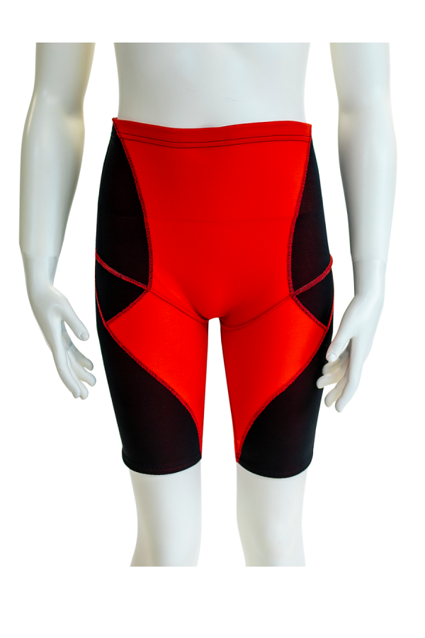 DMO® Custom Shorts from front