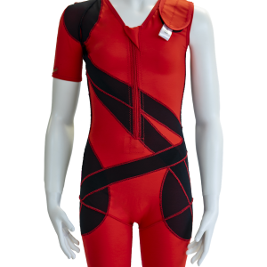 DMO® Custom Structural Scoliosis Suit Front