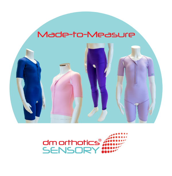 DMO® Sensory Made to Measure range