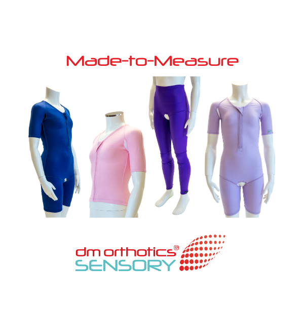 DMO® Sensory vest, suit, leggings