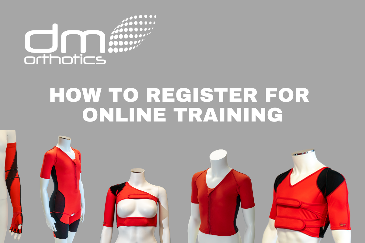 How to register for only training